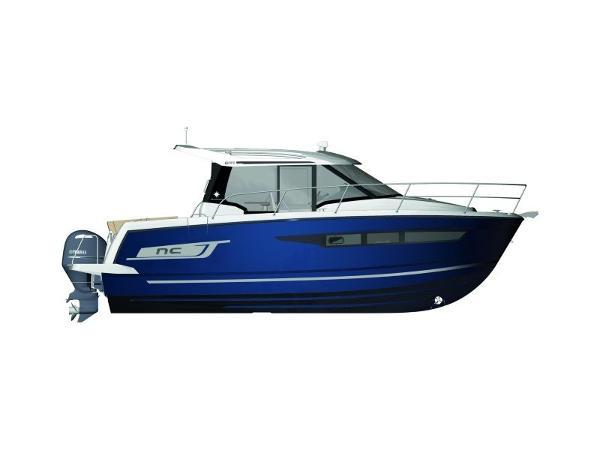 Jeanneau NC Outboard 895