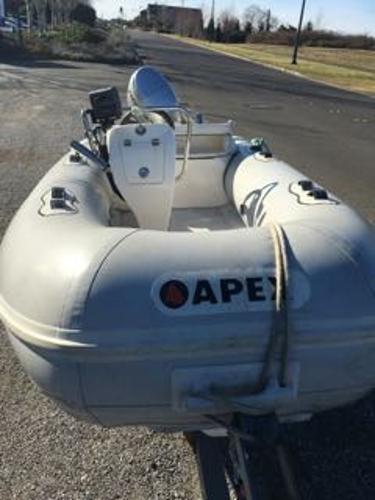 Apex Inflatables 12' RIB