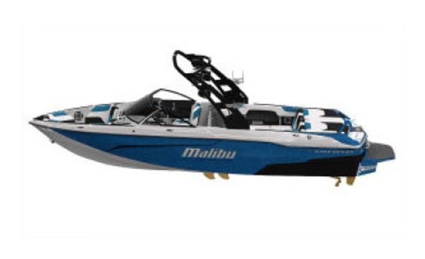 Malibu Wakesetter 25 LSV