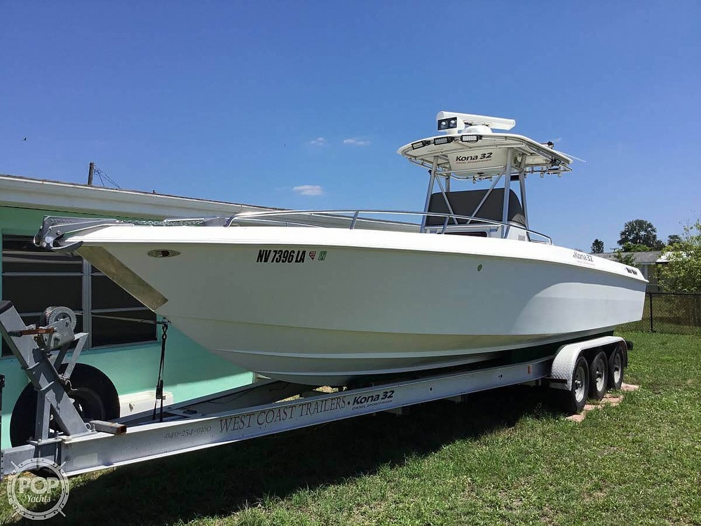 Scarab 32 Kona Diesel Sport Fisher 2004 Scarab 32 KONA DIESEL SPORT FISHER for sale in Port Charlotte, FL