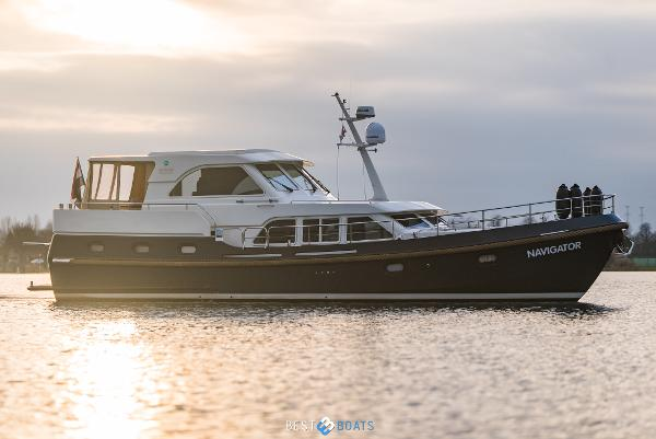 Linssen Grand Sturdy 500 AC Wheelhouse