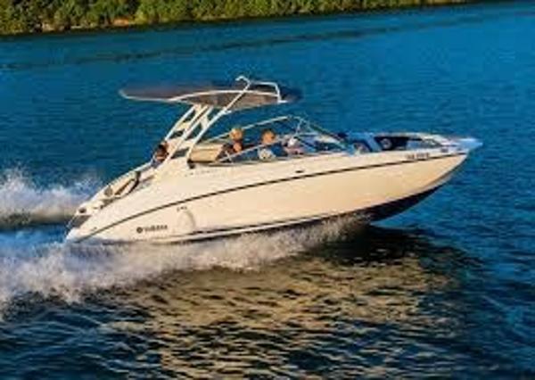 Yamaha Sport Boat 242 Limited SE