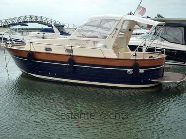Apreamare 75 Semicabin Sestante Yachts - Apremare 750 Semicabinato Anno 2003
