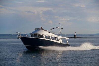 Coastal Craft 45 IPS Flybridge