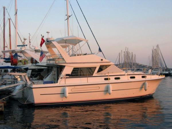 Marine Projects PRINCESS 385 PROFILE