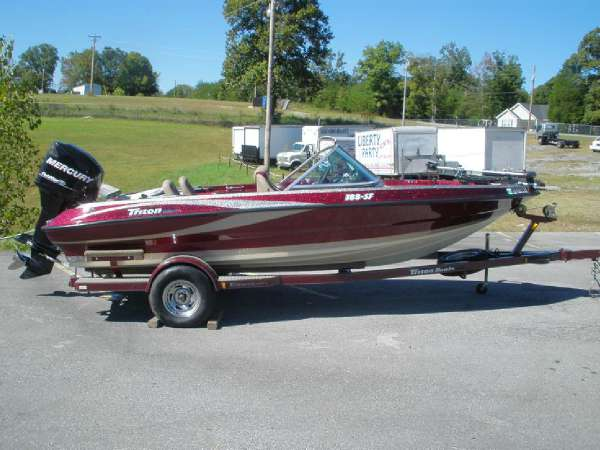 Ski and fish triton boats boats for sale for Triton fish and ski