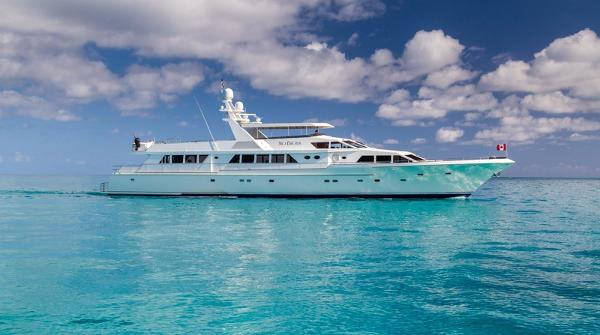 Abeking & Rasmussen Raised Pilothouse M.Y.