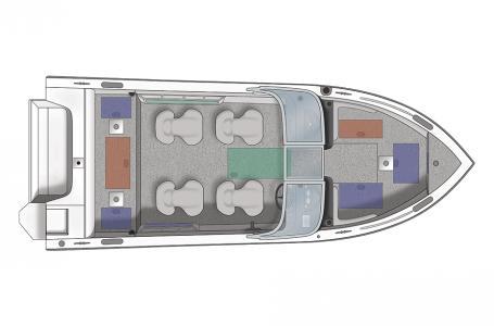Crestliner 2150 Sportfish SST