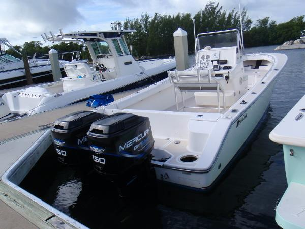 Sea Craft 25 Sea Craft Starboard Profile