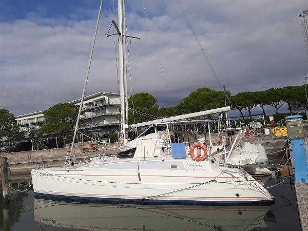 Fountaine Pajot Antigua Maestro 20191004_095031