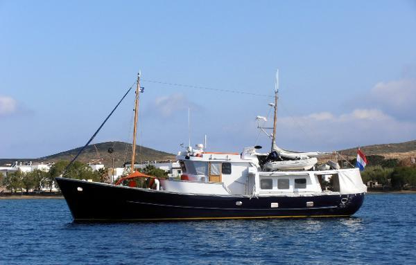 Cammenga DE VRIES  Trawler Trawler Cammenga De Vries