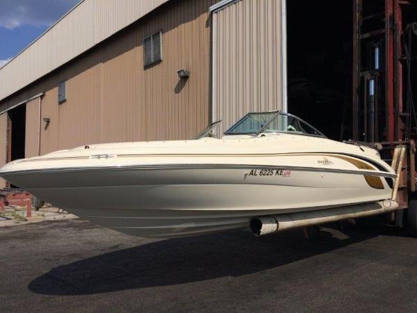 Sea Ray 210 Sundeck-NO TRAILER Profile
