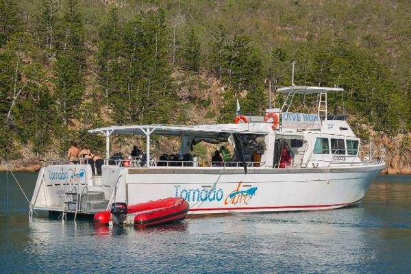 Custom Westcoaster Charter 58' Dive Vessel