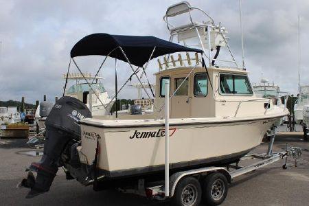 Parker 2120 Offshore