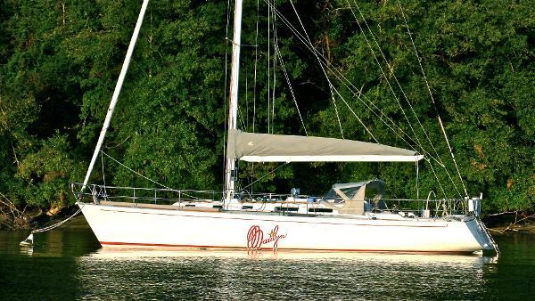 J Boat J 44, J/44, J-44, 44