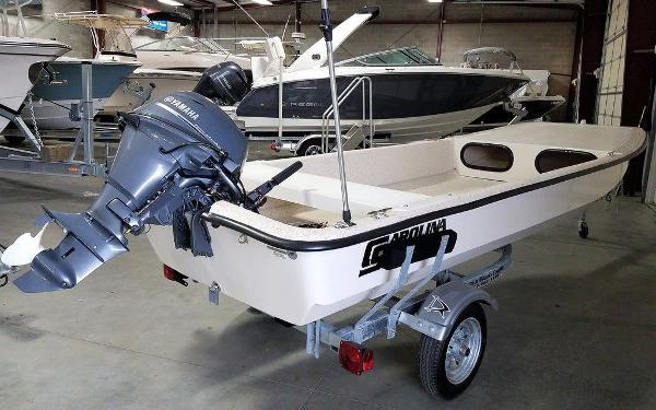 Carolina Skiff J-1650 Kit Boat