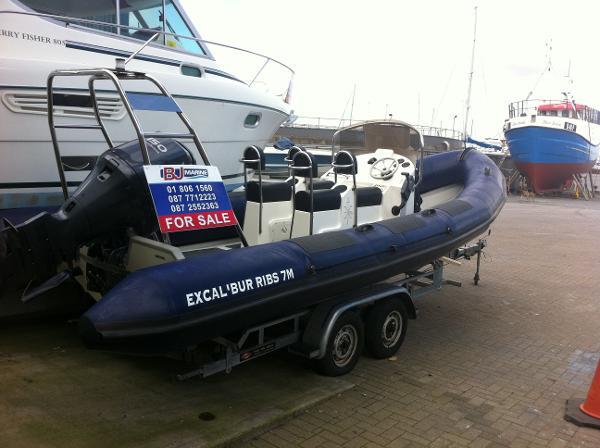 Excalibur Marine 7m Offshore