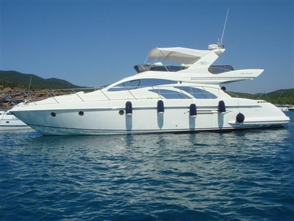 Azimut 50 Flybridge barca 6