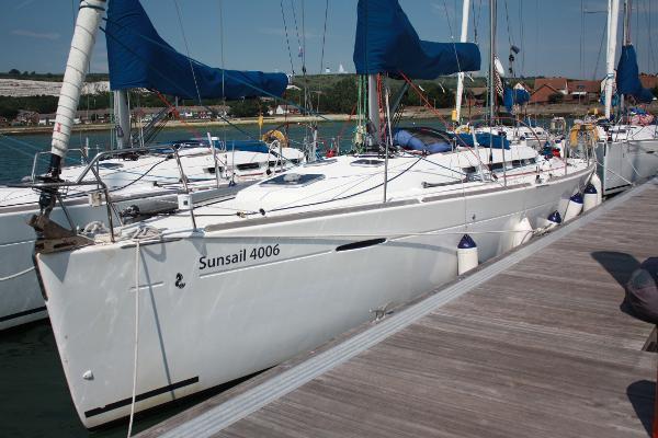 Beneteau First 40 Main Yacht View