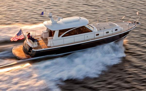 Hunt Yachts HUNT 52   EXPRESS MOTORYACHT
