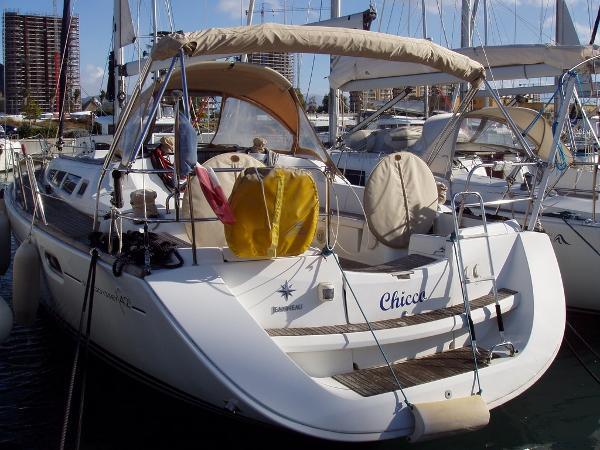 Jeanneau Sun Odyssey 42i SMC ITALIA - COSTRUZIONI E ALLESTIMENTI NAVALI