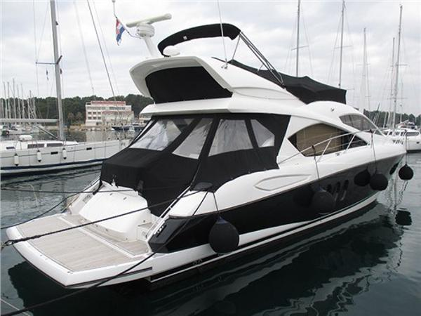 Sunseeker Manhattan 52 Sun1