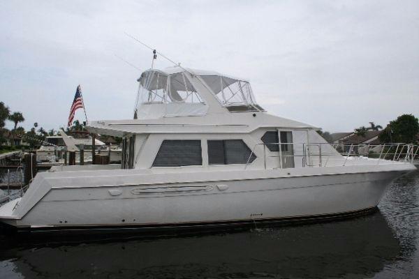 Navigator Pilothouse