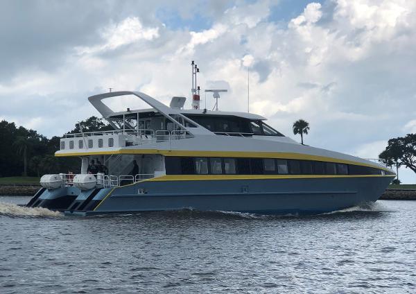 Sabre Craft Passenger Fast Ferry
