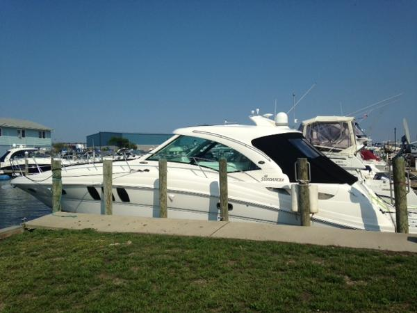 searay 480 Sundancer