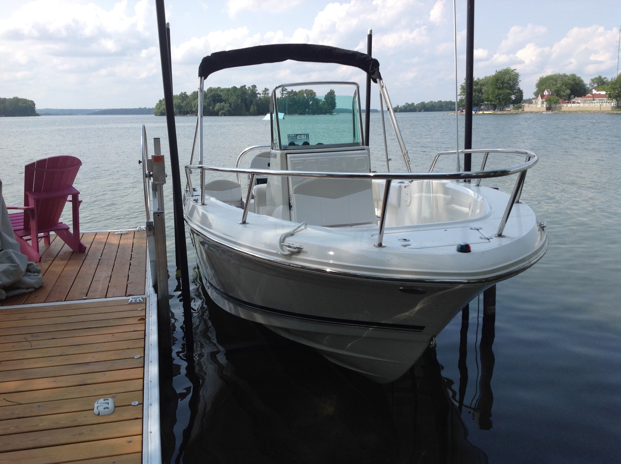 Boatyard Robola R180