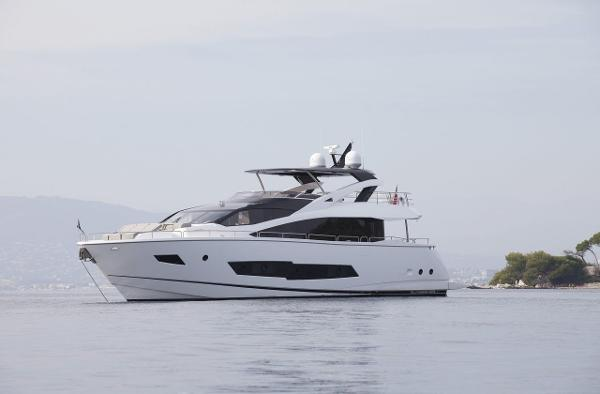 Sunseeker 86 Yacht Manufacturer Provided Image: Sunseeker 86 Yacht