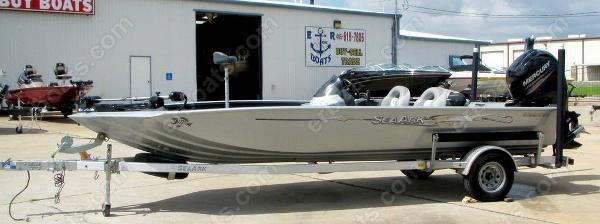 SeaArk 210 Stealth