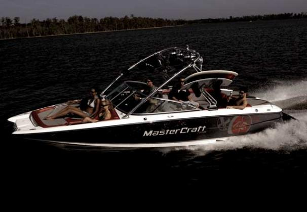 Mastercraft X-45 Manufacturer Provided Image