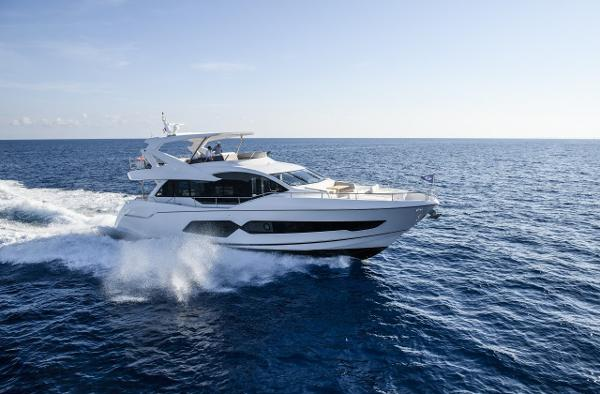 Sunseeker 76 Yacht Manufacturer Provided Image: Sunseeker 76 Yacht