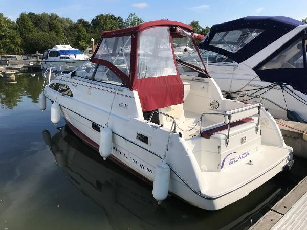 Bayliner 2651 SUNBRIDGE   Bayliner 2651 SUNBRIDGE