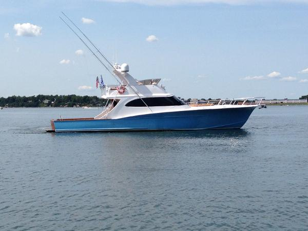 Carolina Custom Yacht 60 Convertible