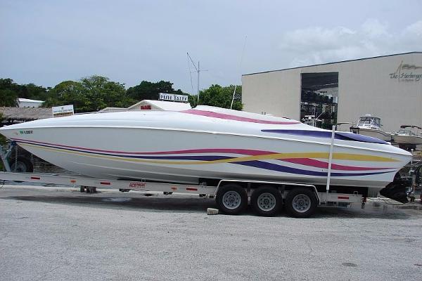 Baja 38 Special Profile