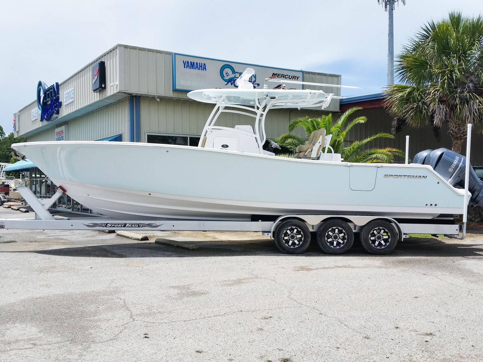 Sportsman Boats Open 312 Center Console