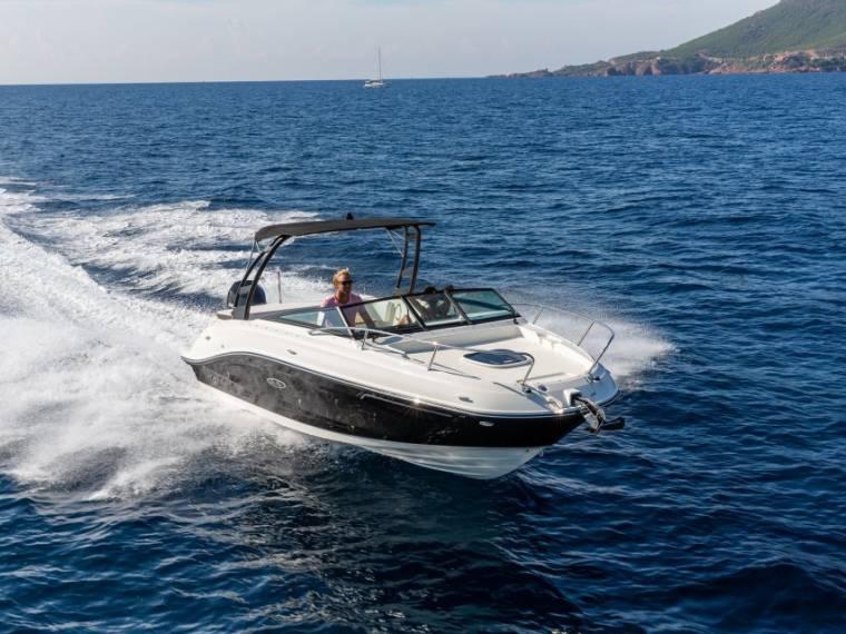 Sea Ray Sea Ray Sun Sport 230 OB