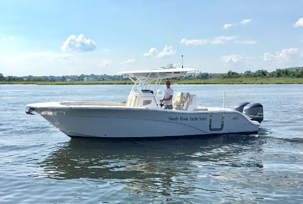 Sea Fox 288 Commander