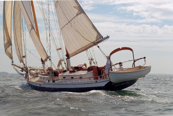 Murray Peterson Coastal III Schooner