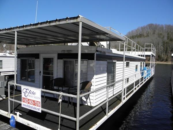 Stephens 16 x 60 Houseboat