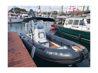 Highfield Highfield Ocean Master 590