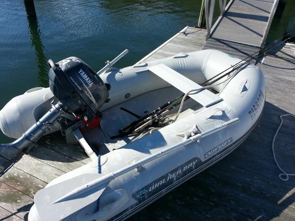 Walker Bay Odyssey 240AF