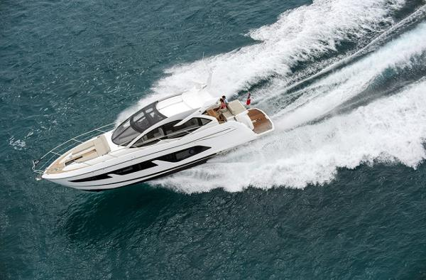 Sunseeker Predator 50 Manufacturer Provided Image: Sunseeker Predator 50