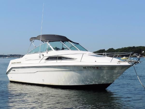 Sea Ray 220 Sundancer Sea Ray 220 DA