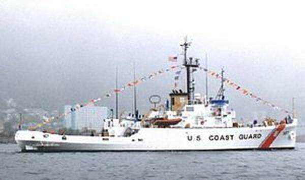 US Navy Ex CG Cutter