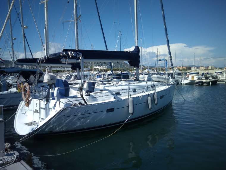 Beneteau BENETEAU OCEANIS 361 en barcelona