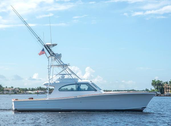 Release Boatworks 46 WA