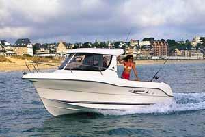 Quicksilver 640 Pilothouse Quicksilver 640 Pilothouse - Brochure running shot